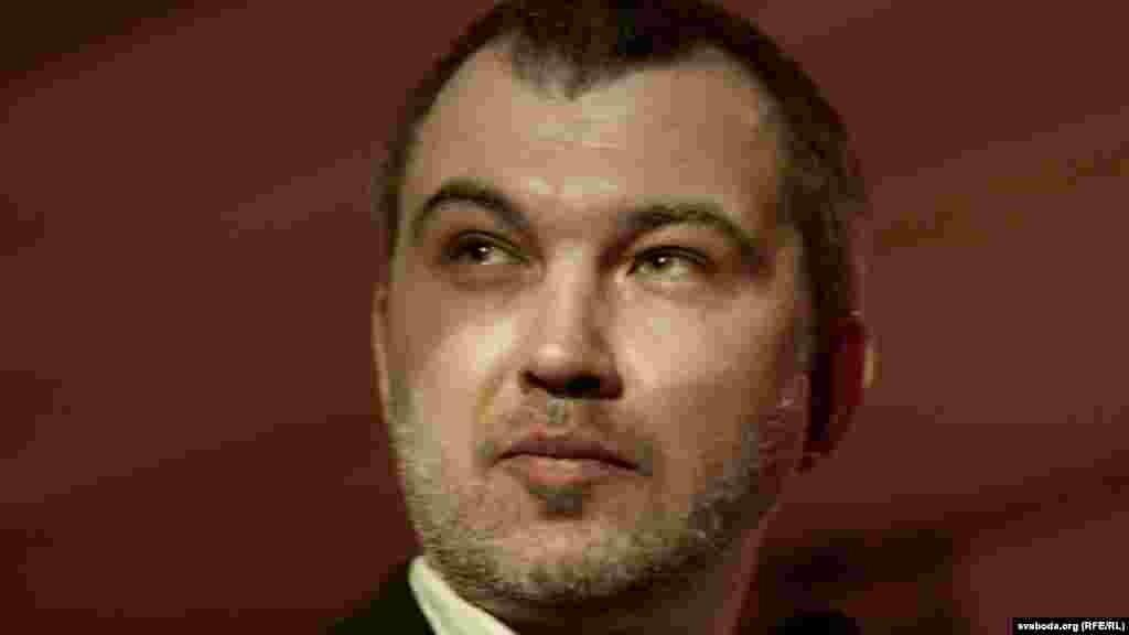 Альгерд Бахарэвіч (2-я прэмія)