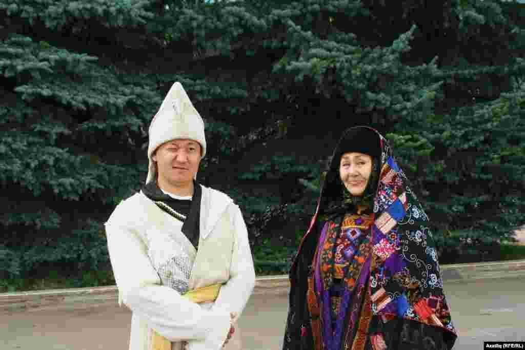 Фестиваль кунаклары