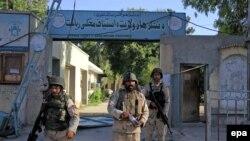 Афғон полиция кучлари