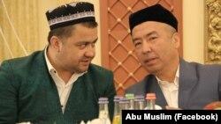 Өзбек имамдары (Көрнекі сурет)