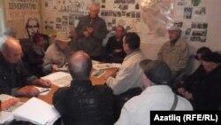 Башкортстан татар иҗтимагый үзәге утырышы