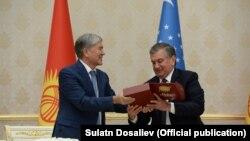 Кыргыз-өзбек мамилеси: кечээ жана бүгүн