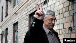 Председатель совета правозащитного центра «Мемориал» Олег Орлов.