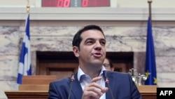 Өкмөт башчы Алексис Ципрас.