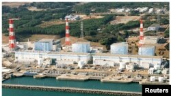 "АЭС ""Фукусима - Дайичи"" (Япония) перед аварией"