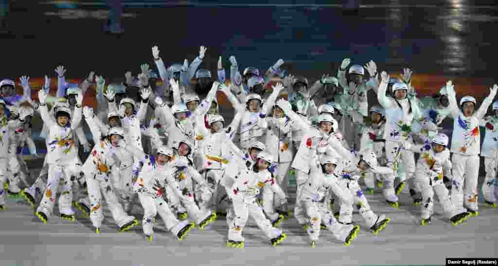 Следующие зимние Олимпийские игры пройдут в 2022 году в Пекине