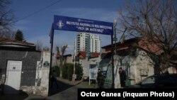 În București, Spitalul Matei Balș este unul dintre cele trei spitale care mai tratează pacienți exclusiv COVID.