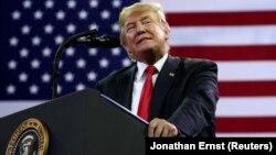 Доналд Трамп, раиси ҷумҳури Амрико