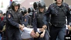 Задержания в Москве 12 июня 2017 года
