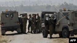 Припадници на израелската војска