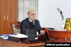 Абдумаҷид Усмонов, сухангуи шаҳрдории Душанбе.