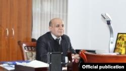 Абдумаджид Усмонзода