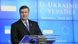 Почему Янукович сказал Европе «нет» (`The National...