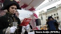 Beograd: Svetski dan borbe protiv side
