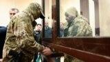 Избрание меры пресечения украинским военнослужащим, задержанным в Керченском проливе