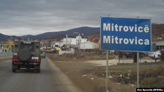 Many Serbs in northern Mitrovica have not crossed into the southern part of their town since 1999.