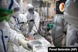 The number of deaths due to the coronavirus has been questioned in Russia.