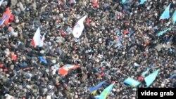 Симферополь, 26 февраля 2014 года