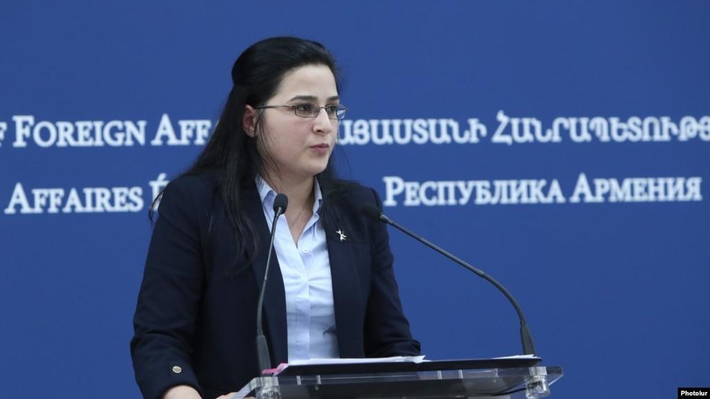 Азербайджан пытается замаскировать провал демократии нагорно-карабахским конфликтом: Анна Нагдалян