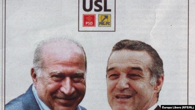 Doi aleși USL sau cine se aseamănă se... adună.
