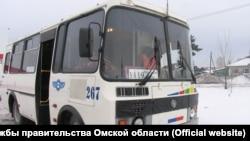 """Автобусы """"Омскоблавтотранса"""" не работают из-за отсутствия топлива"""