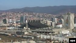 Pamje të Prishtinës