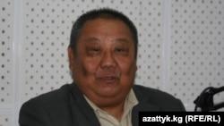 Саламат Аламанов.