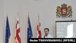 განათლებისა და მეცნიერების მინისტრი დიმიტრი შაშკინი