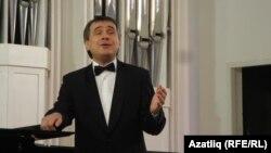 Идрис Газиев