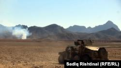 ارشیف، کندهار کې د افغان ځواکونو عملیات