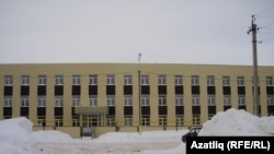 Түбән Кама хәрби комиссариатының яңа бинасы