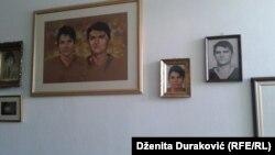 Fotografije Mejrine djece, foto: Dženita Duraković