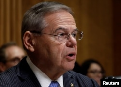 "Senator Bob Menendez: ""I really don't believe, Mr. Secretary, that you know what happened."""