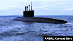 Подморницата Ростов на Дон