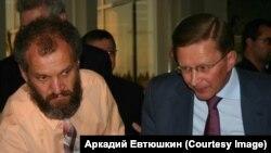 2007-й, ХМАО. Евтюшкин и Сергей Иванов
