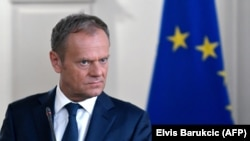 President of the European Council, Donald Tusk