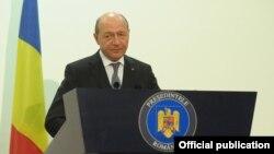 Траян Бесеску, президент Румунії