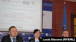 Eugen Hristev, Mihaela Gorban, Iurie Gotișan