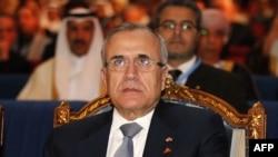 رییس جمهوری جدید لبنان جانشین میشل سلیمان خواهد شد.