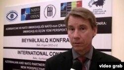 Руководитель Координационного офиса НАТО по Южному Кавказу Уильяма Лахью