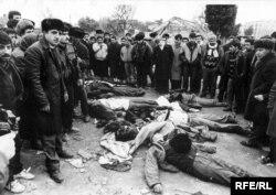 «Чорний січень» 1990-го в Баку
