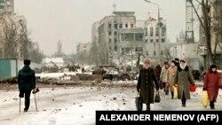У жителей Чечни, пострадавших в ходе военных кампаний, нет никаких иллюзий, что Россия компенсирует нанесенный солдатами вред