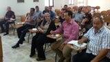 صحفيون في نشاط مدني ببابل