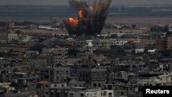 Палестинадагы ракеталык чабуулдар