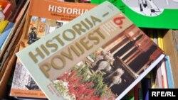 Udžbenici istorije - ilustrativna fotografija: Midhat Poturović