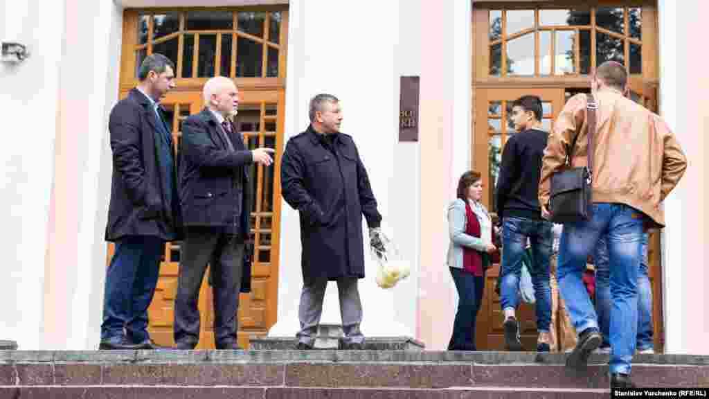 Урочисте відкриття відбулося в будівлі Міністерства освіти й науки України