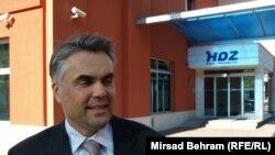 Slađan Bevanda, foto: Mirsad Behram