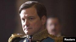 """Colin Firth într-o scenă din """"The King's Speech"""""""