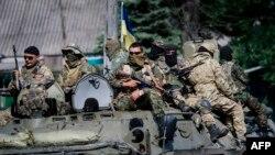 Солдати Збройних сил України, 22 травня 2014 року