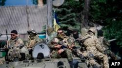 نظامیان ارتش اوکراین